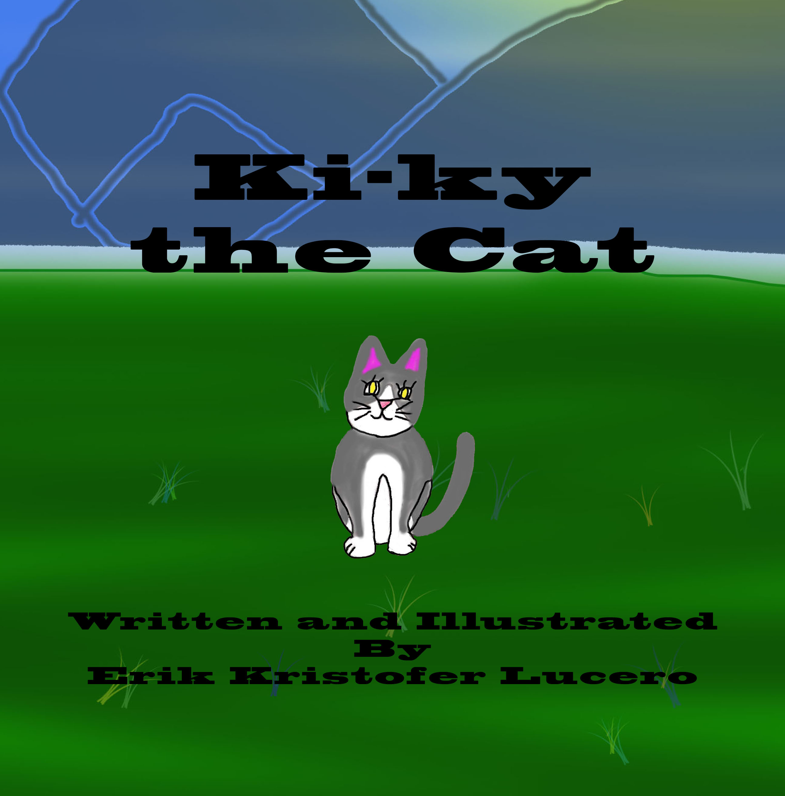 Ki-ky the Cat